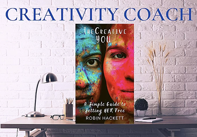 "Musician and Writer Robin Hackett Highlights Her Latest Book, ""The Creative You"""